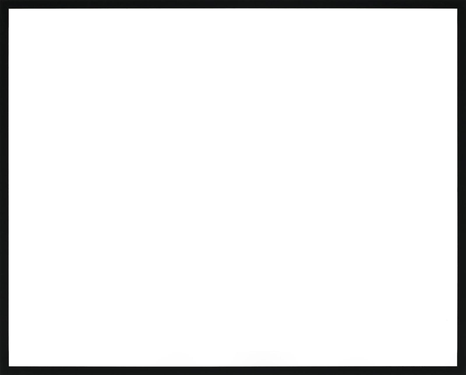 Paper Frame Horizontal Black