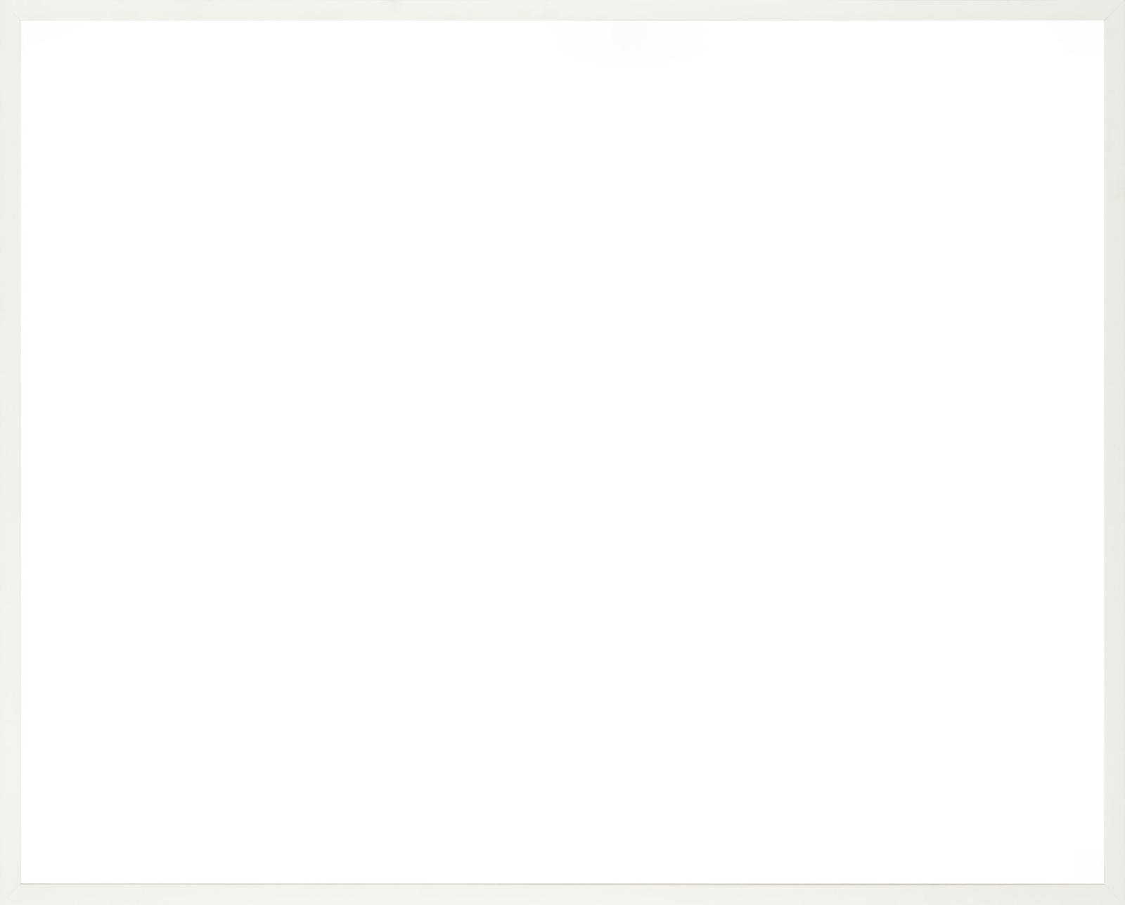 Paper Frame Horizontal White