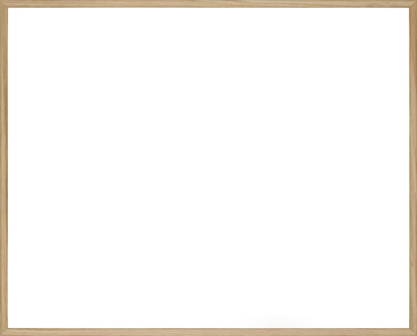 Paper Frame Horizontal Vic Ash